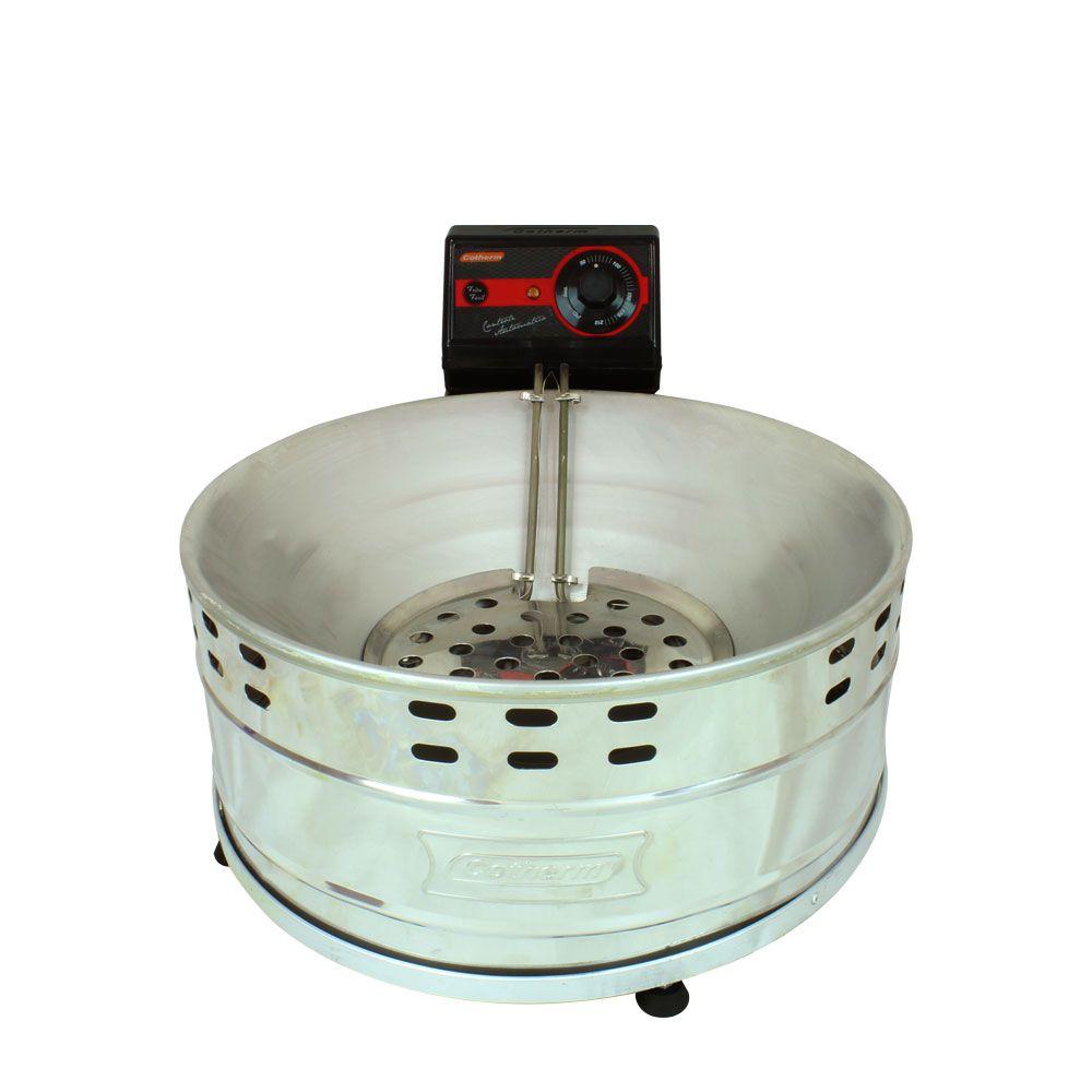 Fritadeira Elétrica Tacho 3 Litros Linha Frita Fácil  - Topcom Eletro