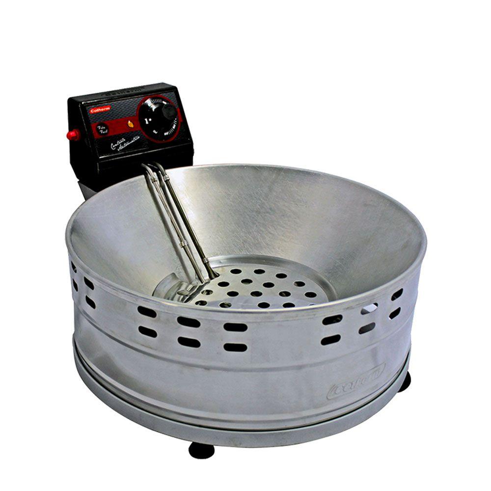Fritadeira Elétrica Tacho 5 Litros  Linha Frita Fácil