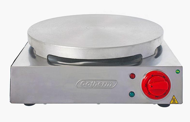 Panquequeira e Crepeira Profissional Cotherm  - Topcom Eletro