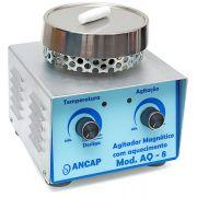 Agitador Magnético Eletrônico Com Fonte Ancap AE-3