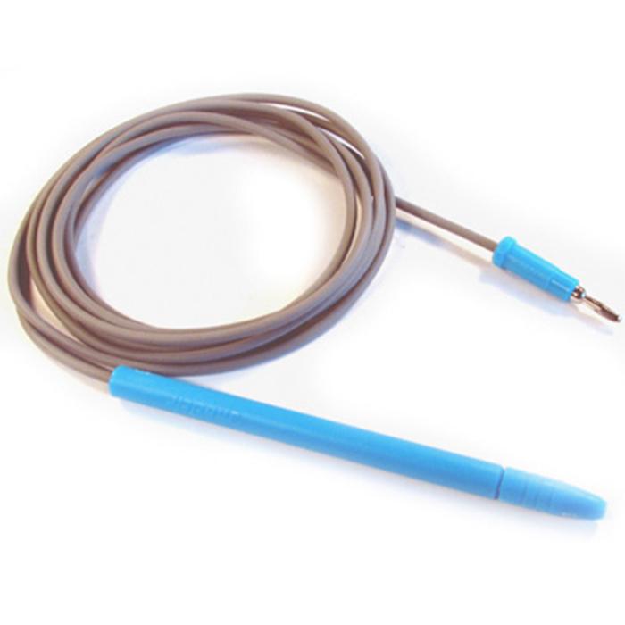 Caneta Porta Eletrodos (2,4mm) Autoclavável - com cabo de ligação (3M)