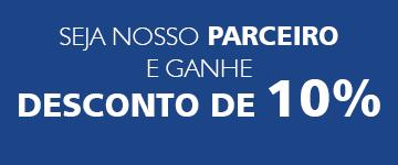 SEJA NOSSO PARCEIRO E GANHE 10% DE DESCONTO.