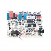 Placa Eletrônica Condensadora 22K CE-KFR70W-21E 201335490152 Midea Admiral