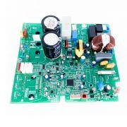 Placa Eletrônica Principal Condensadora W8421L GWC09QA-D3DNB8M/O 300027000322 Gree