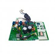 Placa Eletrônica Principal Condensadora W8721CA GWC24QE-D3DNB8M/O 300027000309 Gree