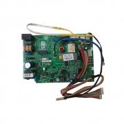 Placa Eletrônica Principal Evaporadora M819F2B114J GWH09KF-D3DNA5A/I 301381281 Gree