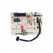 Placa Eletrônica Principal Evaporadora Split 12000 Btus 201332490273 Midea Comfee Admiral