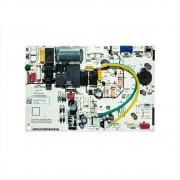 Placa Eletrônica Principal Evaporadora Split 12000 btus 42MAQA12S5 Springer 17122000026051