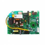 Placa Eletrônica Principal Evaporadora Split 12000 Btus 42MBQA12M5 Midea 17122000A15550