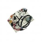 Placa Eletrônica Principal Evaporadora Split 22000 btus 42MFCA22M5 42MFCB22M5 2013329A0409 Midea