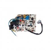 Placa Eletrônica Principal Evaporadora Split 7000 Btus 42LUQA007515LC 2013321A0033 Carrier