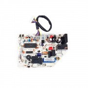 Placa Eletrônica Principal Evaporadora Split 9000 Btus Quente Frio 42MQC009515LS Springer 201331390127