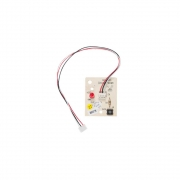Placa Receptora Display GR23-2 GJ GJE GJC 7 9 10 12 30042008 Gree