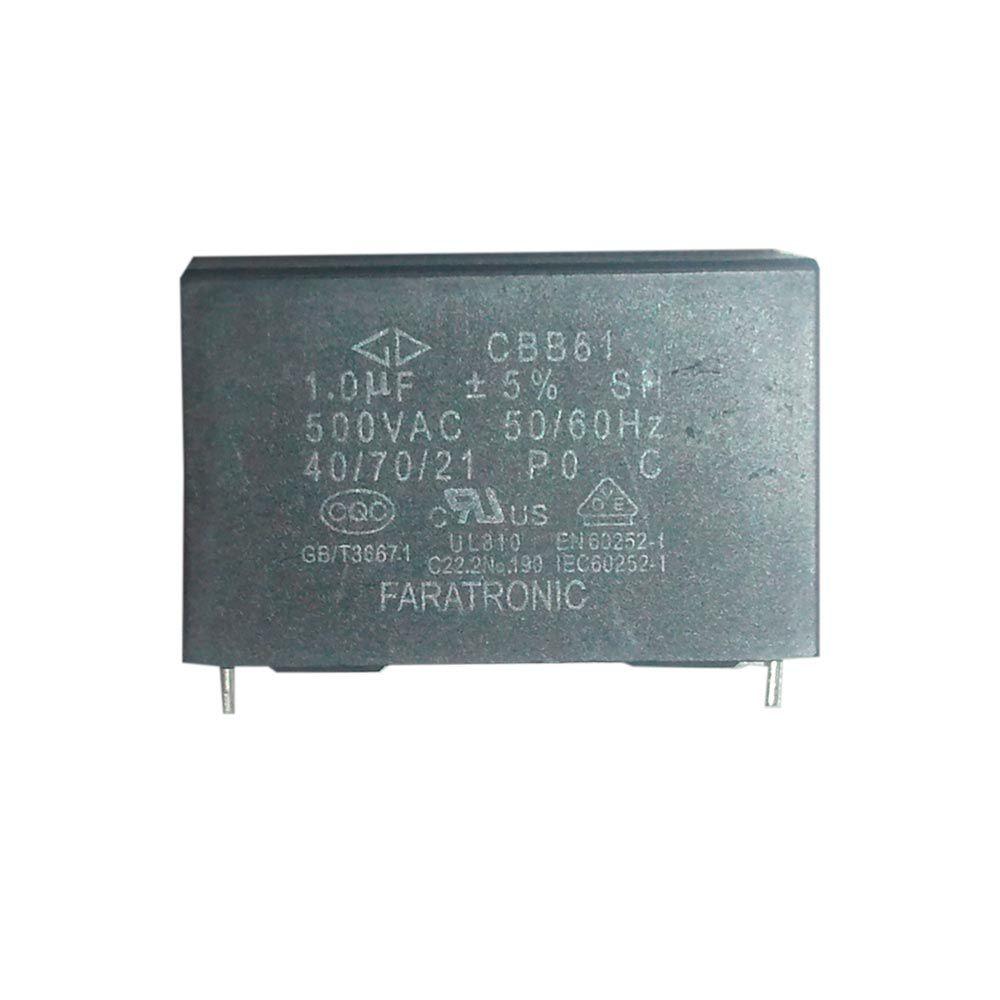 Capacitor 1 uF 450VAC P PCI