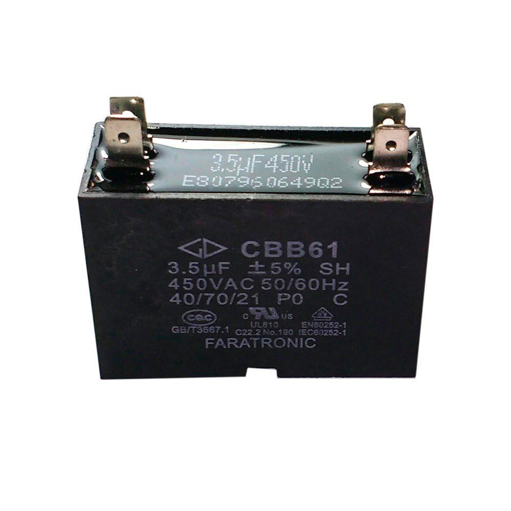 Capacitor 3.5uF 450VAC CBB61