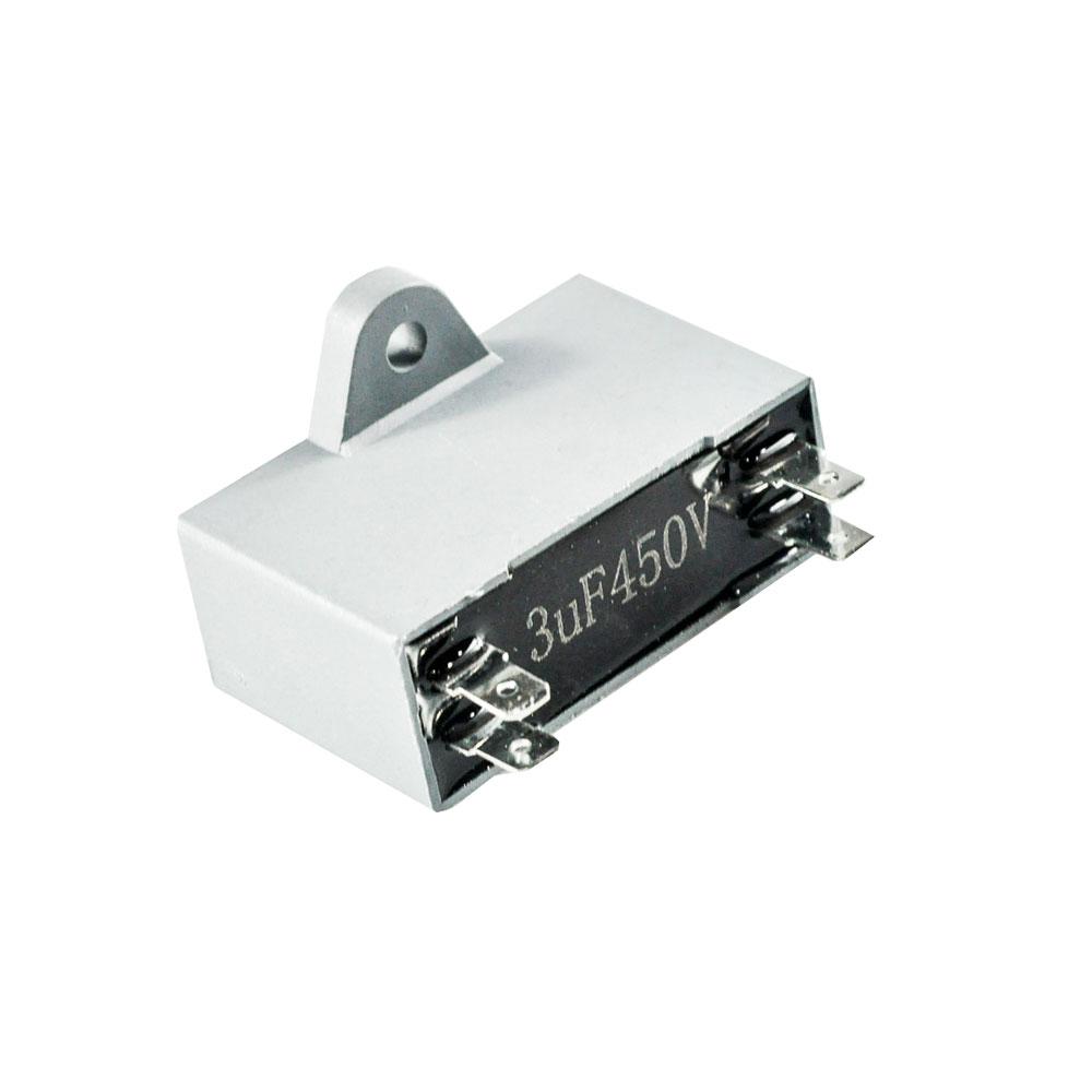 Capacitor 3UF 450VAC CBB61