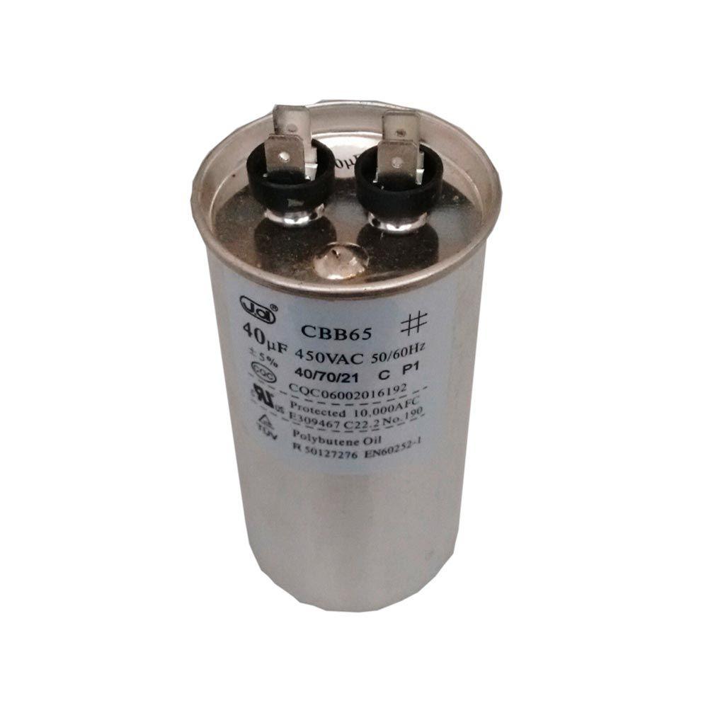Capacitor 40uF 450VAC CBB65