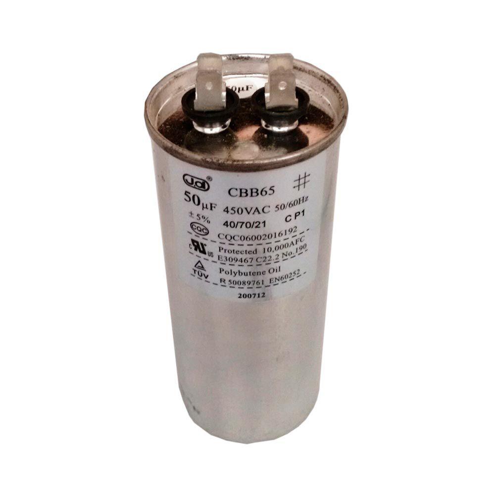 Capacitor 50uF 450VAC CBB65
