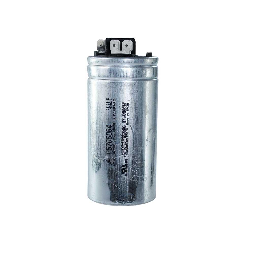 Capacitor Duplo 40+4uF 440VAC P2 Springer Carrier 05706064