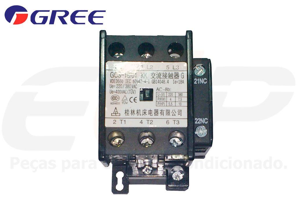Contatora GC3-18/01KK GST 36/42 GHCN60