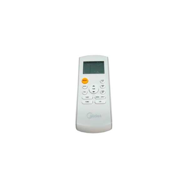 Controle Remoto Midea Split 30000 Btus Só Frio Quente e Frio 2033550B0216