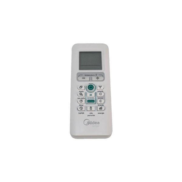 Controle Remoto Midea Split Inverter 9000 12000 18000 22000 24000 btus 17317000A17101