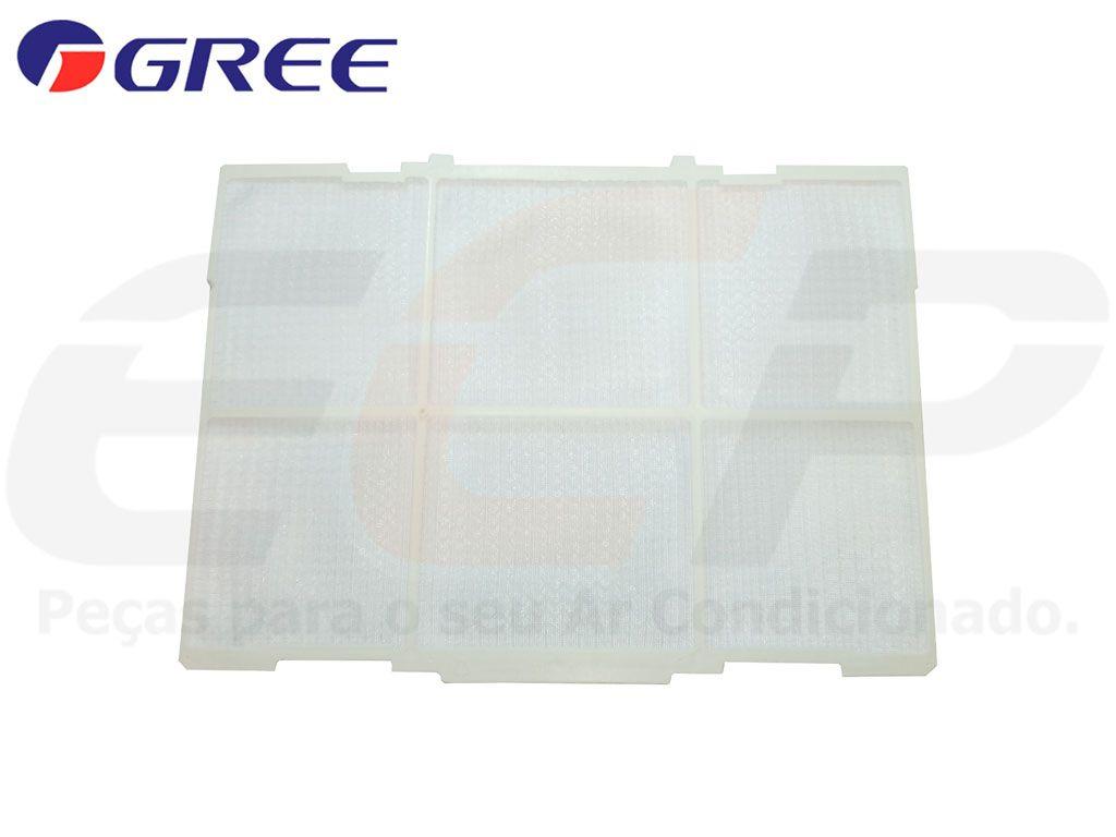 Filtro Anti-po GST 36 42 60 Piso Teto GREE