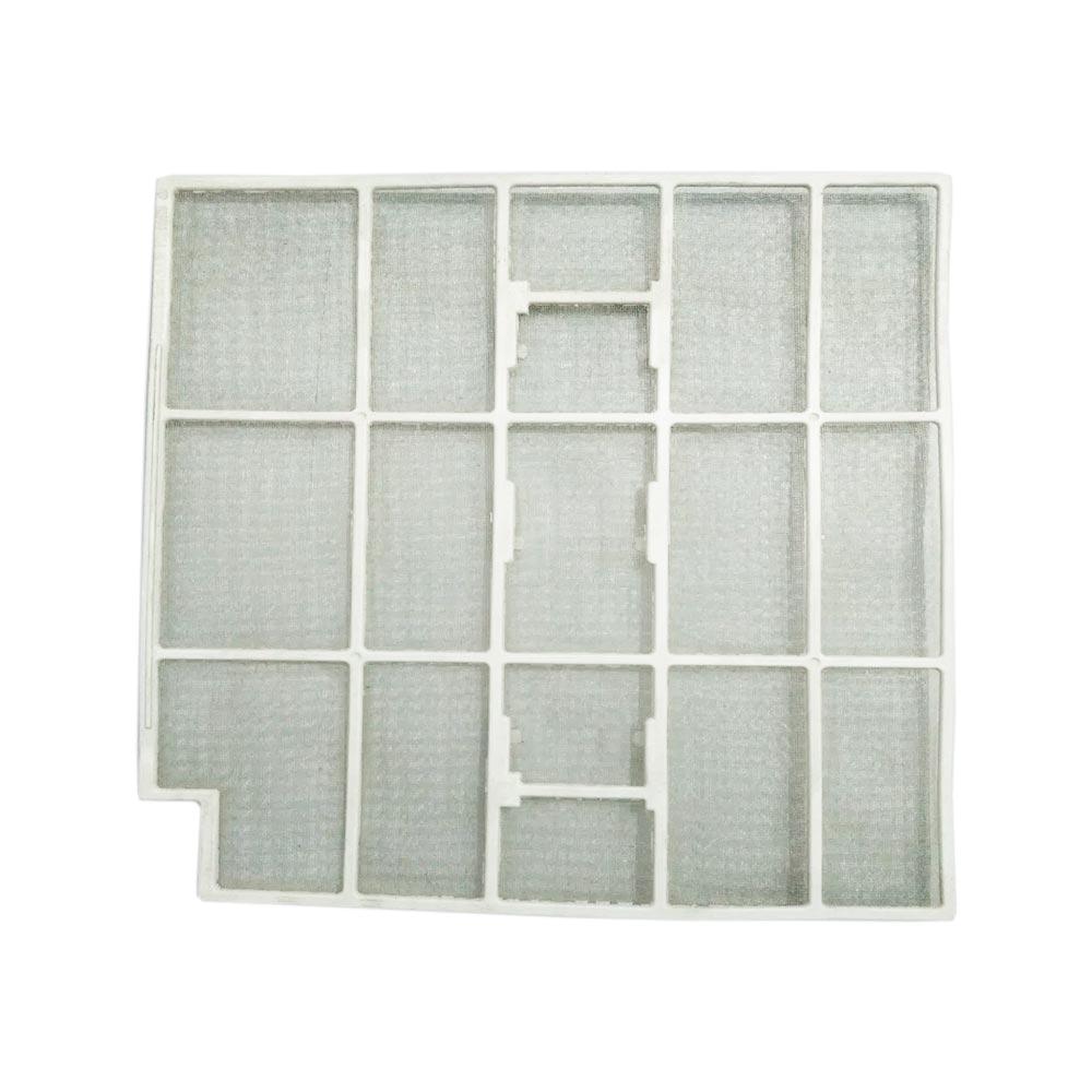 filtro de ar anti-po esquerdo 9000 12000 Btus Midea Springer Comfee Admiral 201132590113