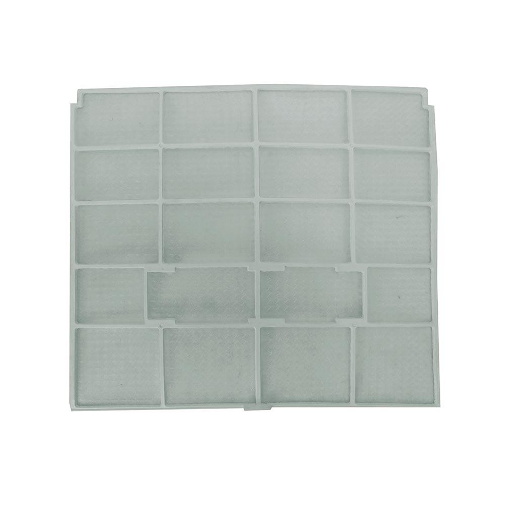 filtro de ar anti-po Split 18000 Btus 201132890704 Midea Carrier