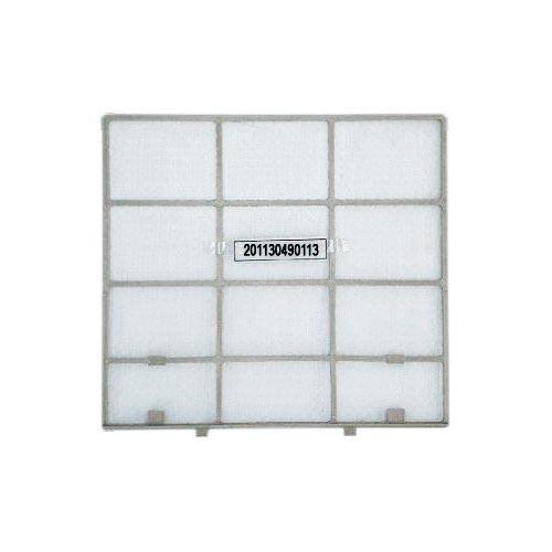 filtro de ar anti-po split 9000 12000 btus carrier 201130490113