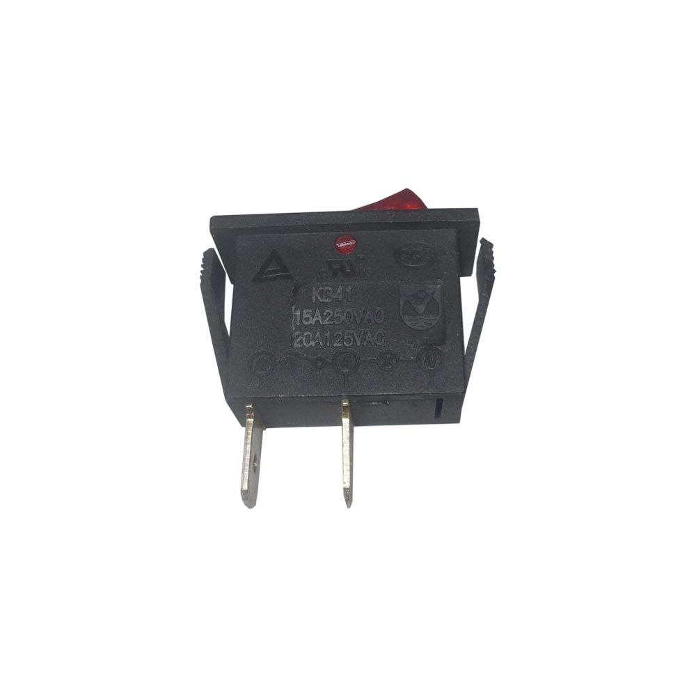 Interruptor Botão Chave 110 220V
