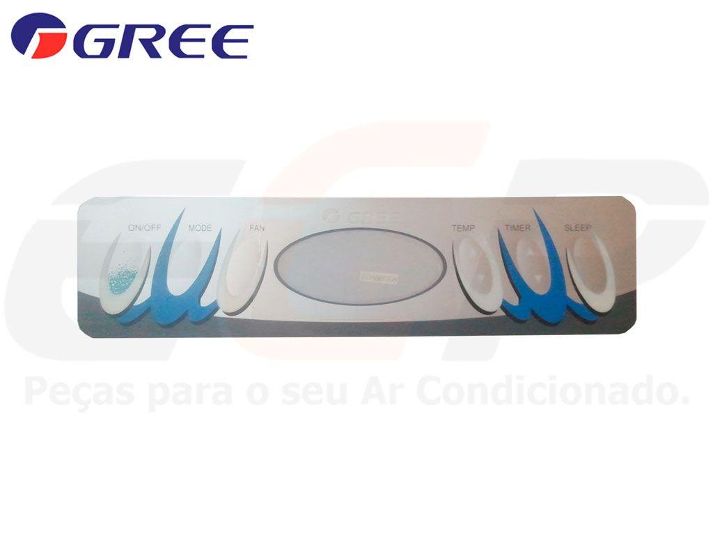 Lamina do Display GP12