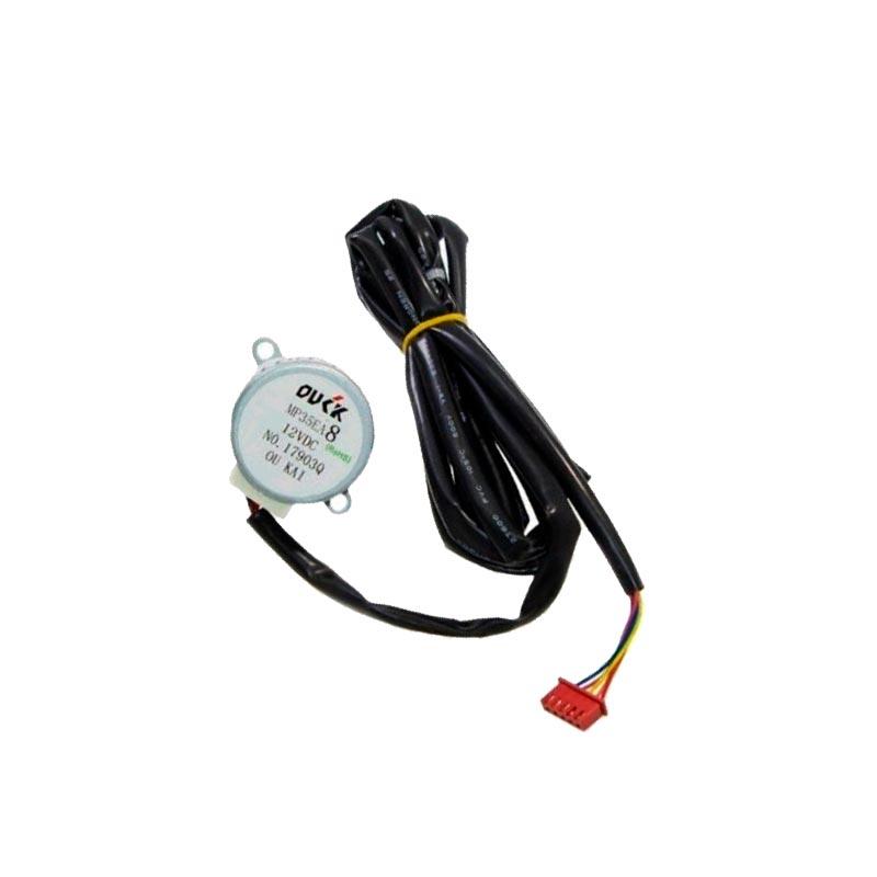 Motor Vane Passo Swing Horizontal MP35EA8 Piso Teto 202400200101 Midea