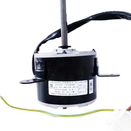 Motor Ventilador Condensadora 1/10CV 220V 22k 24k 30k 25906066 Springer Carrier