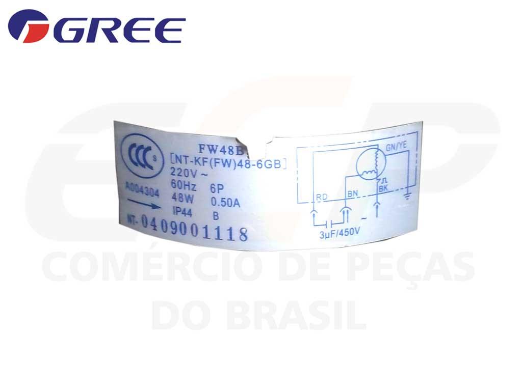 Motor Hélice Cond. FW48B GSW12/18