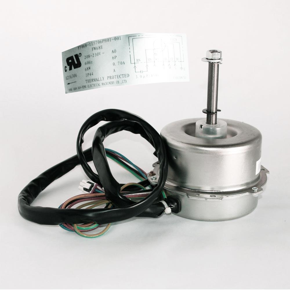 Motor Ventilador Condensadora FW68E GST K41 42