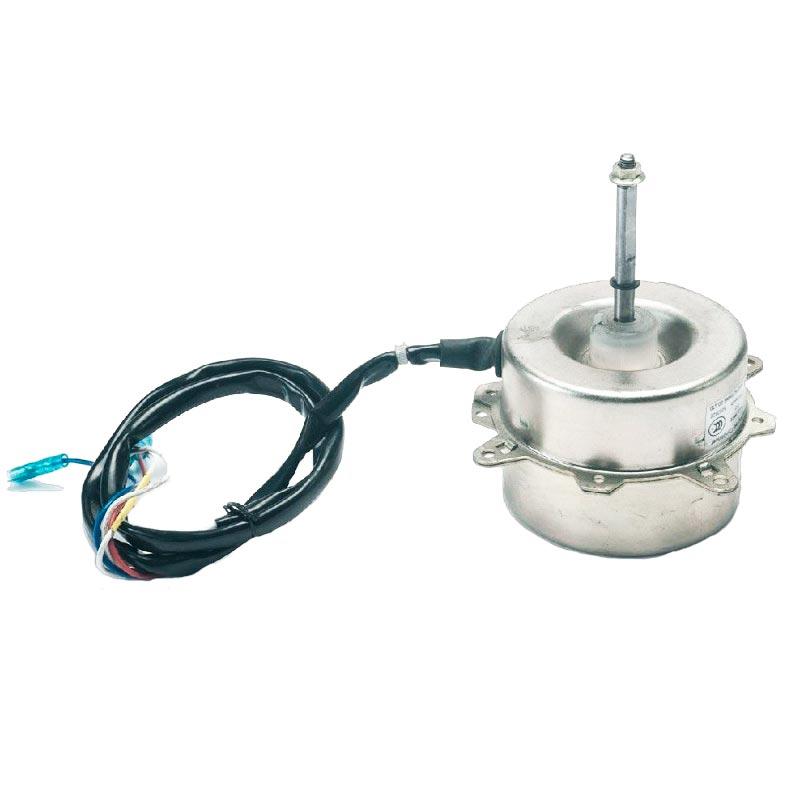 Motor Ventilador Condensadora YDK25-6CB(B) 7000 9000 Btus 202400401148 Midea Comfee