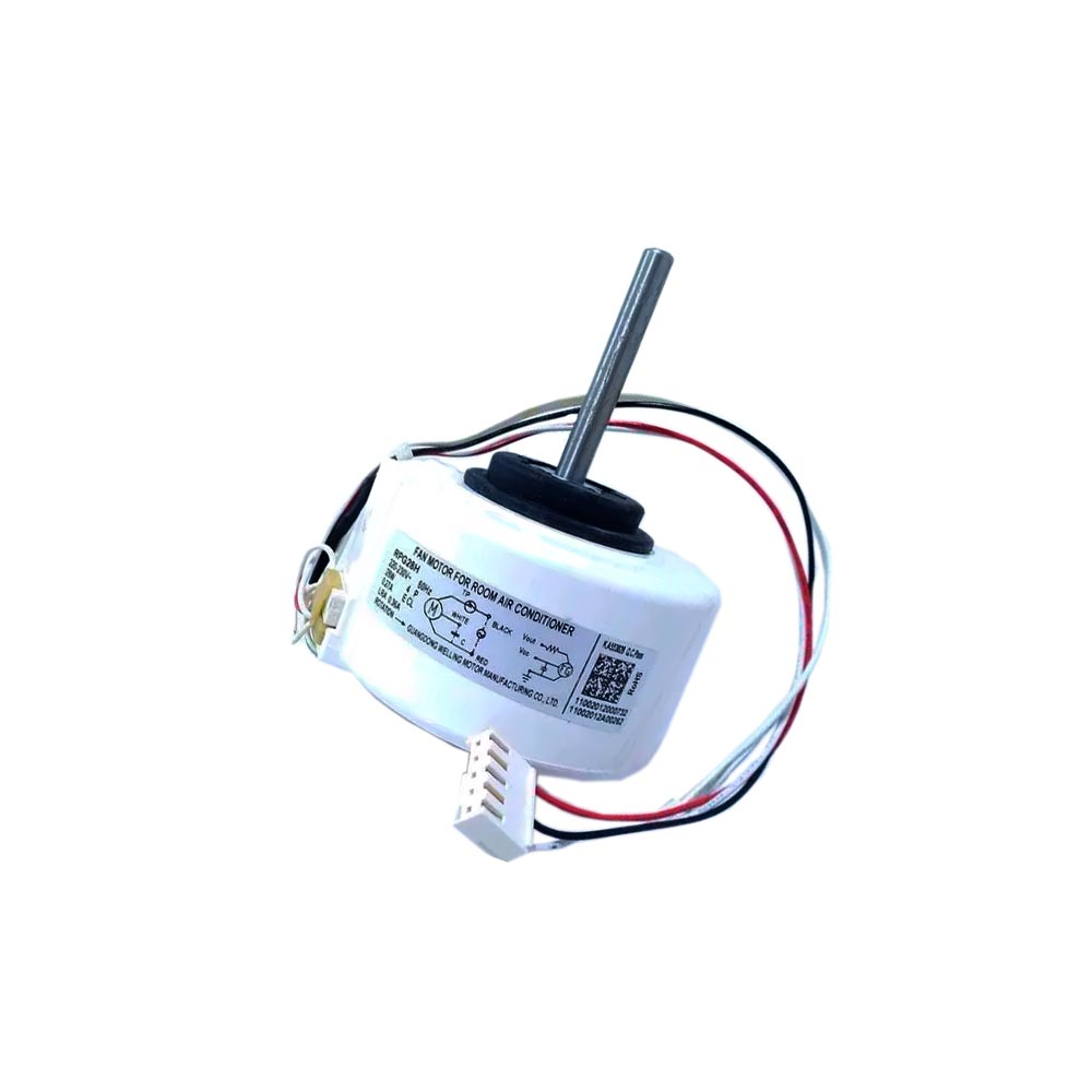 Motor Ventilador Evaporadora 18000 Btus 42MCC018515LS 42MQC018515LS Springer 20240040W436