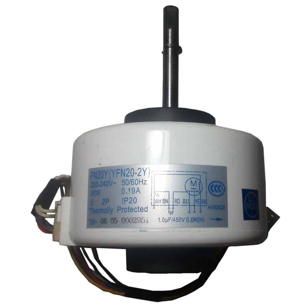 Motor Ventilador Evaporadora FN20Y GSW 9 12
