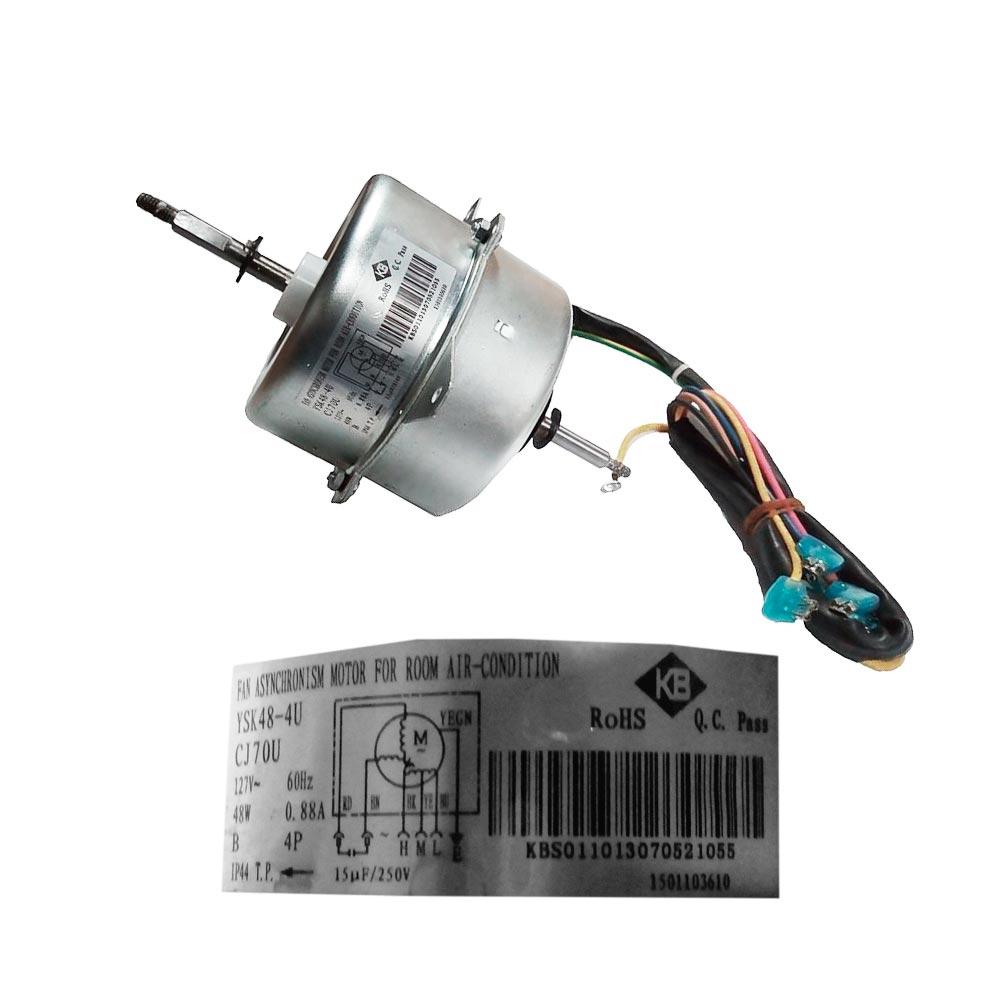 Motor Ventilador Janela CJ70U GJC07 A1M A1R