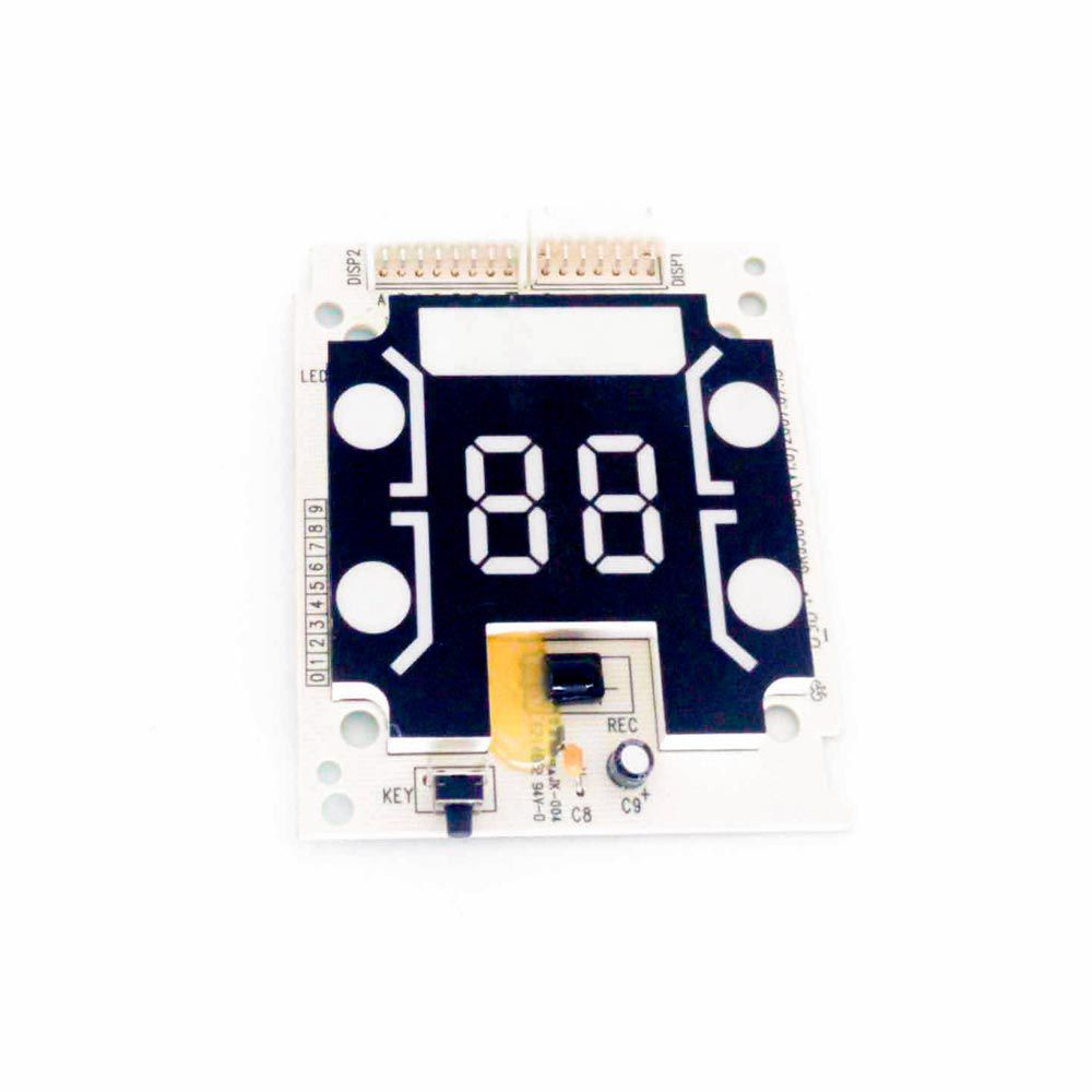 Placa Display Receptora D5003C GWC GWH 09 12  - ECP Peças Originais p/ Ar Condicionado.