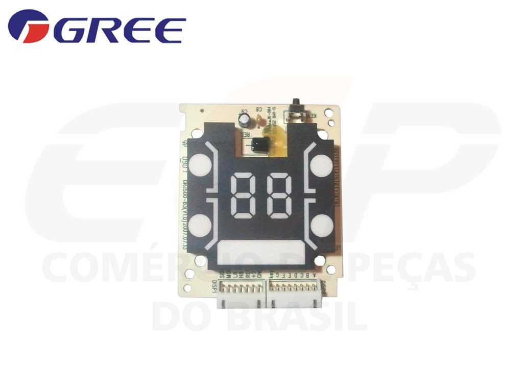Placa Display Receptora D5003C GWC/H 09/12