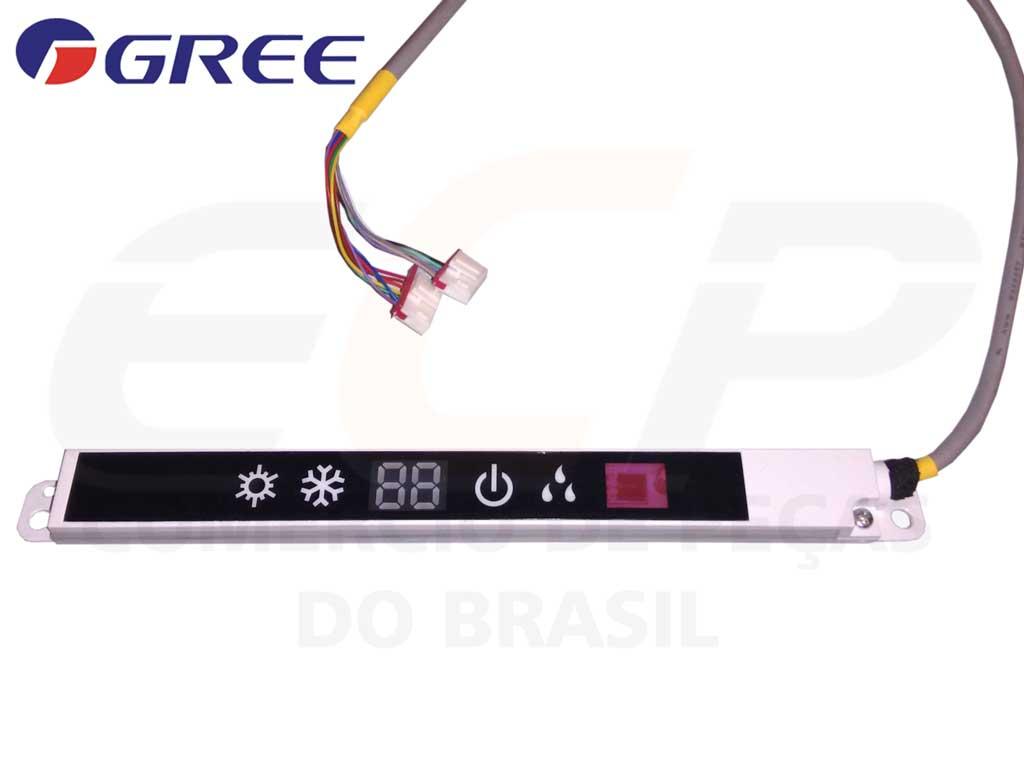 Placa Display Receptora D5183 GWC07 09 12