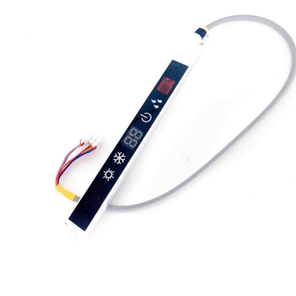 Placa Display Receptora D5183 GWC GWH 07 09 12 A3C