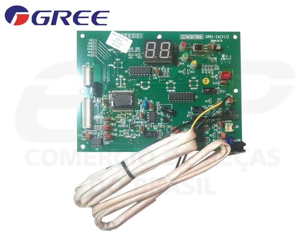 Placa Display Receptora GST Q/F - XSB6152AJ