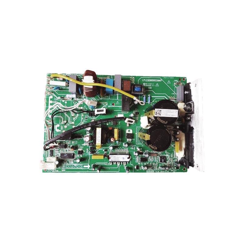 Placa Eletrônica Condensadora 18000 Btus 38FVQA18C5 38VFQA18M5 Midea Carrier 17122000015772