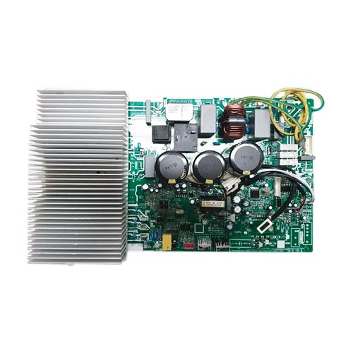 Placa Eletrônica Condensadora 22000 Btus 38VFQA22M5 38FVQA22C5 Midea Carrier 17122000015717