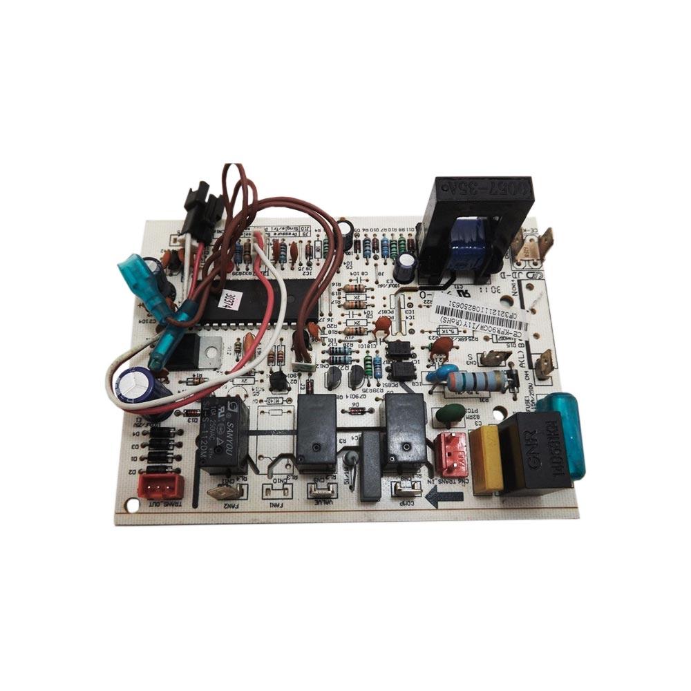 Placa Eletrônica Condensadora 30000 Btus Quente e Frio 10336121804 Midea Springer Carrier