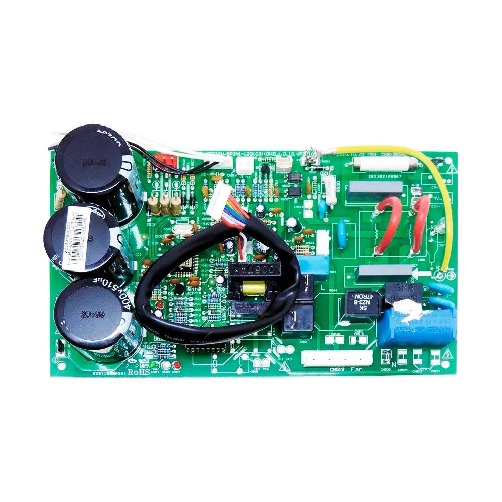 Placa Eletrônica Condensadora 38LVCA012515MC 38LVCB012515MC 12k 201337590020 Carrier