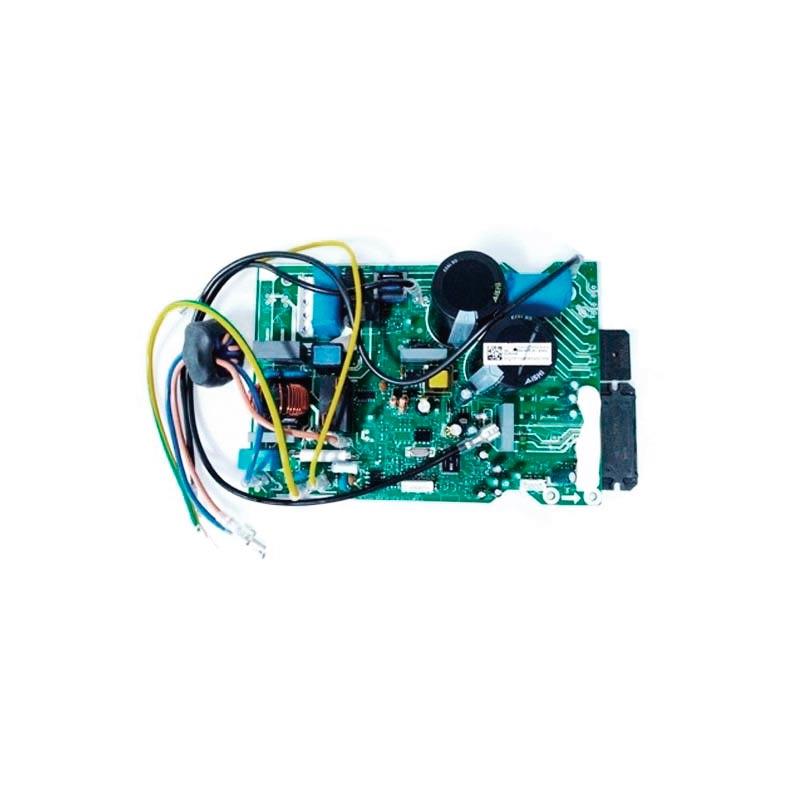 Placa Eletrônica Condensadora 38LVCC12C5 38MKCA12M5 12000 Btus 201337390154 Midea Carrier